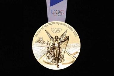 TOKYO 2020 OLYMPIC GAMES MEDAL DESIGN