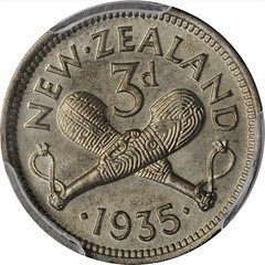 NEW ZEALAND STERLING COINAGE OFFERED