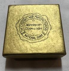 MORE CHRISTMAS COIN BOXES