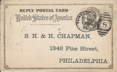 GEOFFREY CHARLTON ADAMS (1864-1939)