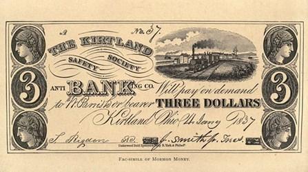 A HISTORY OF MORMON MONEY