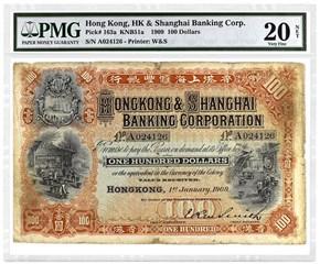 THE HISTORY OF OF HONG KONG BANKS