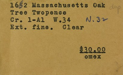 Eric P. Newman Collection, Part IX (Envelopes)