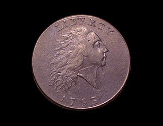 Walter Husak Collection (Large Cents)