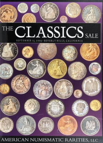 The Classics Sale: The Medio and Da Costa Gomez Collections (Auction catalog cover)