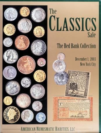 The Classics Sale (Auction catalog cover)