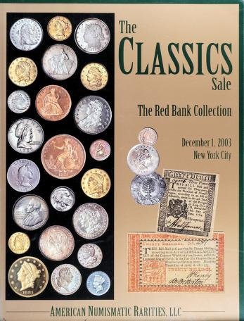 The Classics Sale (Auction catalog cover)
