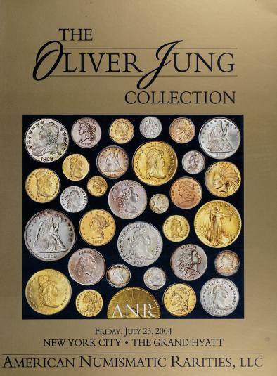 The Oliver Jung Collection (Auction catalog cover)