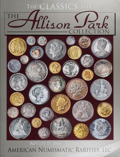 The Classics Sale: The Allison Park Collection (Auction catalog cover)
