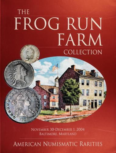 The Frog Run Farm Collection (Auction catalog cover)