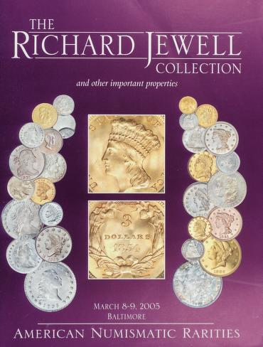 The Richard Jewell Collection (Auction catalog cover)