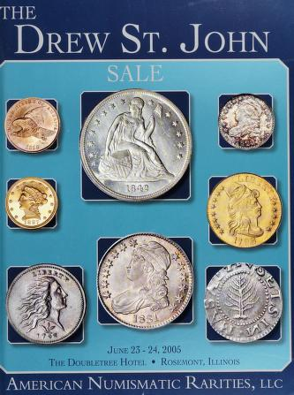 The Drew St. John Sale (Auction catalog cover)