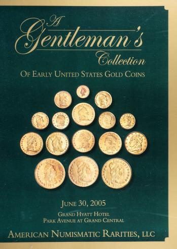 A Gentleman's Collection (Auction catalog cover)