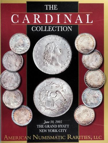 The Cardinal Collection (Auction catalog cover)