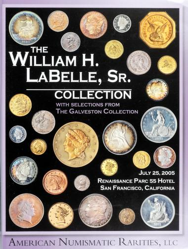 The William H. LaBelle, Sr. Collection (Auction catalog cover)