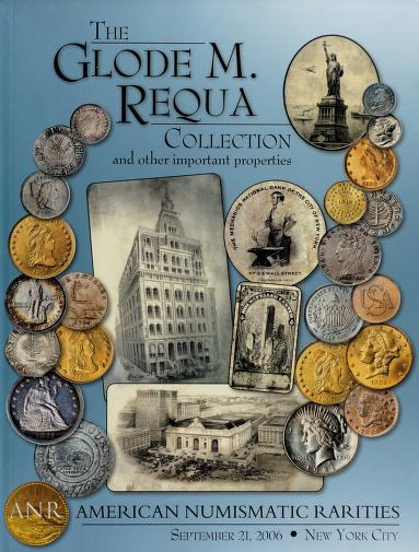 The Old West and Franklinton Collections (Auction catalog cover)