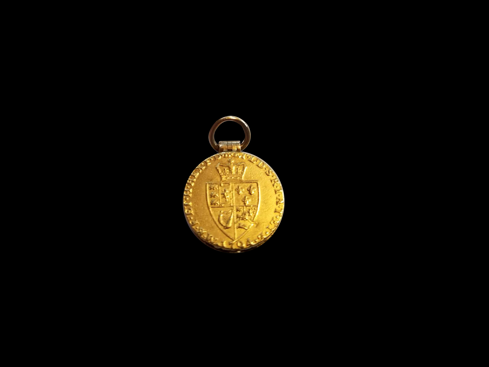 1789 George III Locket