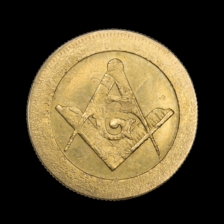Masonic $10