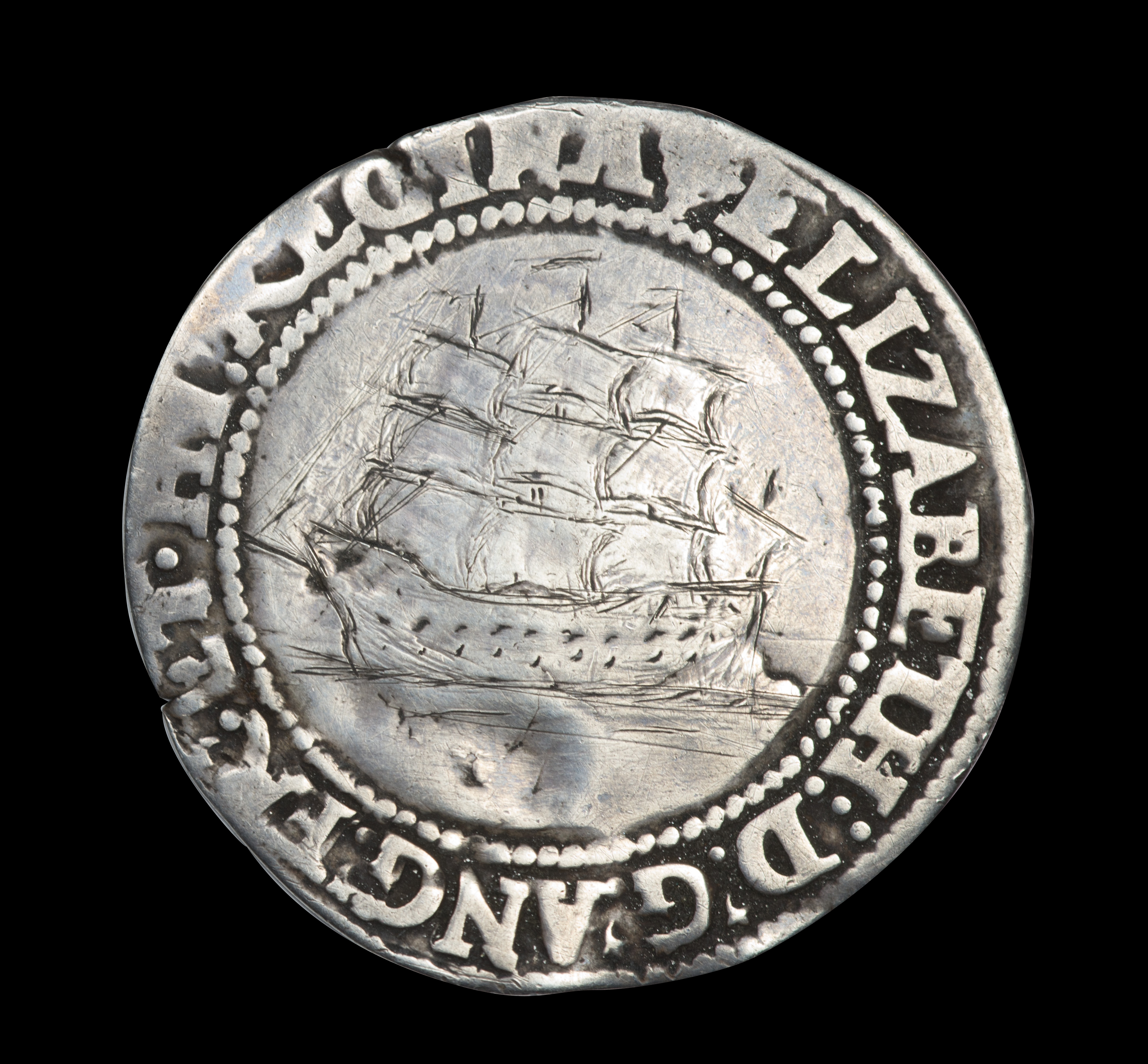 Engraved Elizabeth