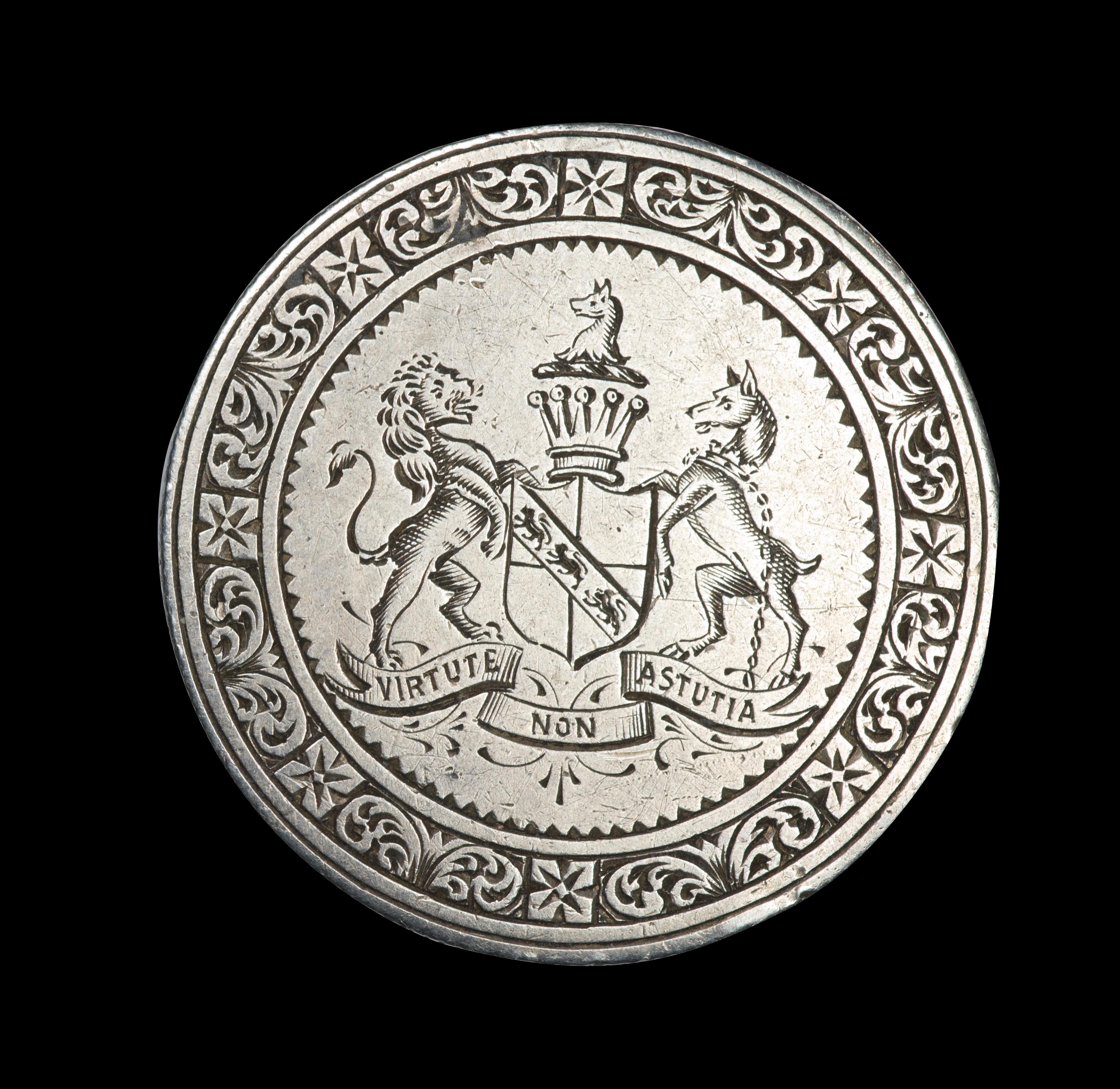 George V Engraved