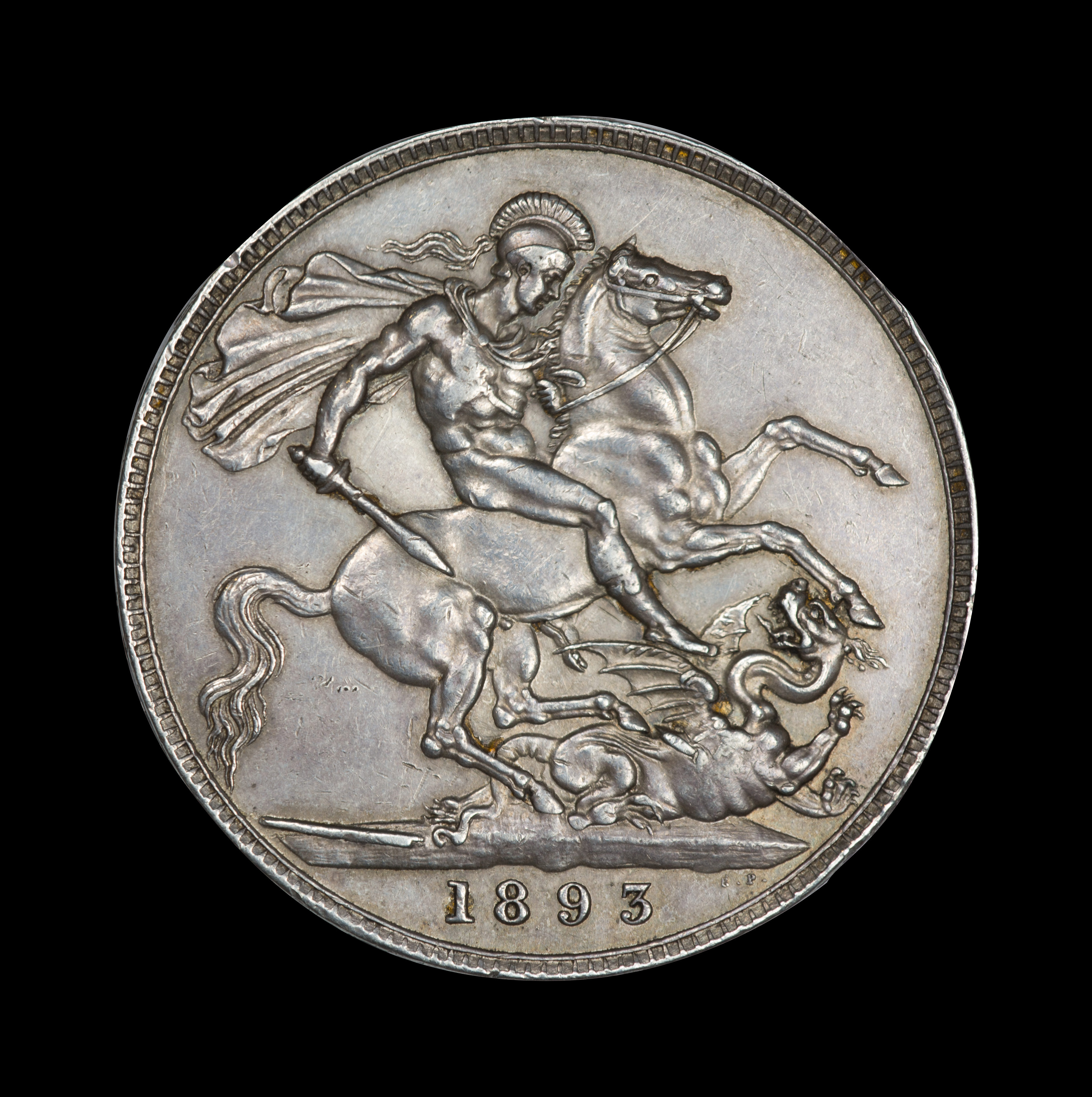 British Silver