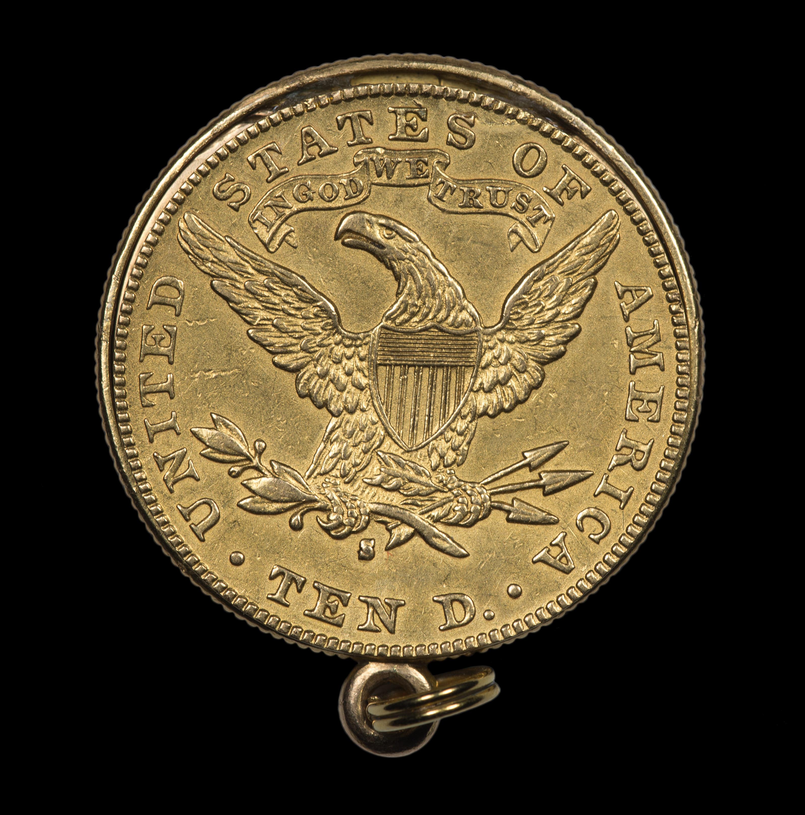 U.S. $10 Locket