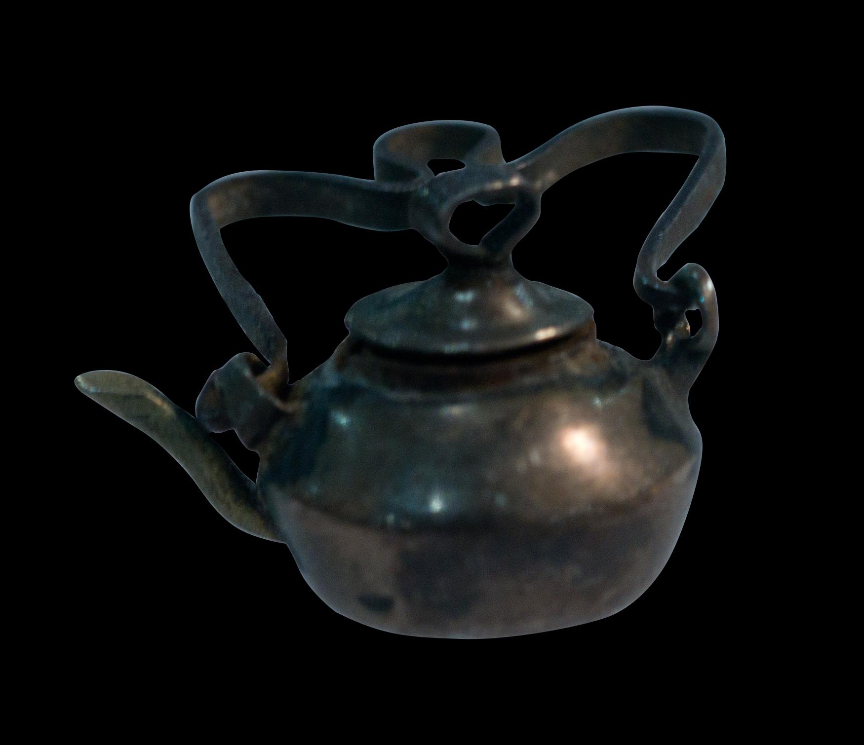 Dime Teapot