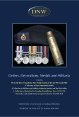 Orders, Decorations, Medals and Militaria (pg. 158)