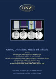Orders, Decorations and Medals (pg. 302)