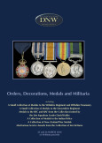 Orders, Decorations, Medals and Militaria (pg. 359)
