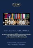 Orders, Decorations, Medals and Militaria (pg. 217)