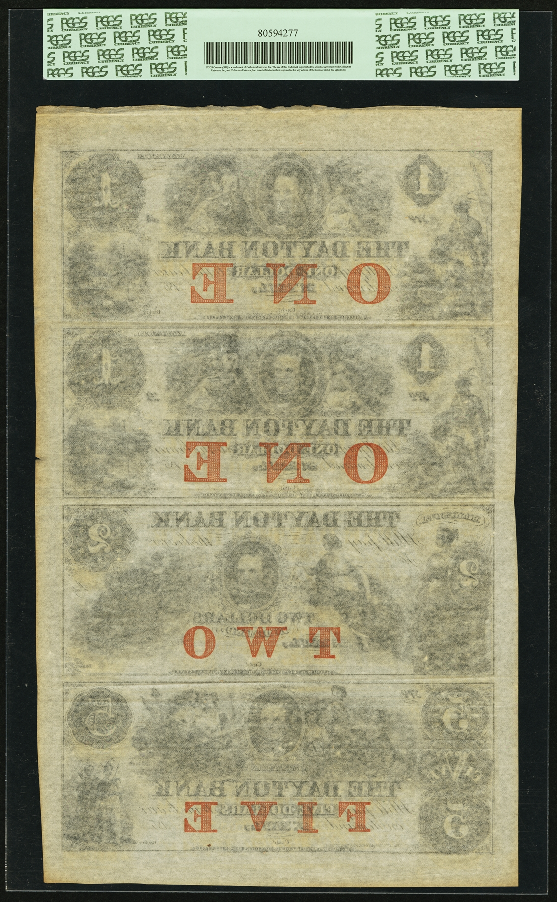 UNC Original Bulgaria 200 Leva P-103 1992 Banknotes