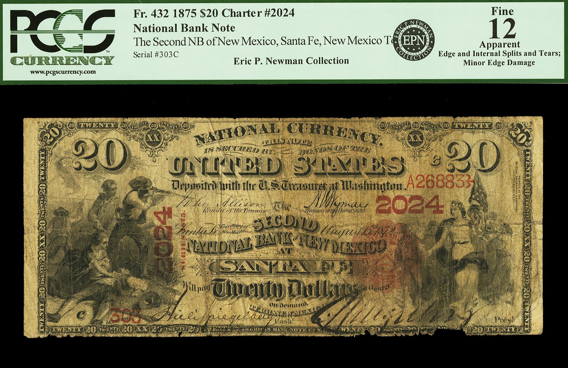 Panama COLOMBIA 3 Peso 1868-1873 Reproductions UNC