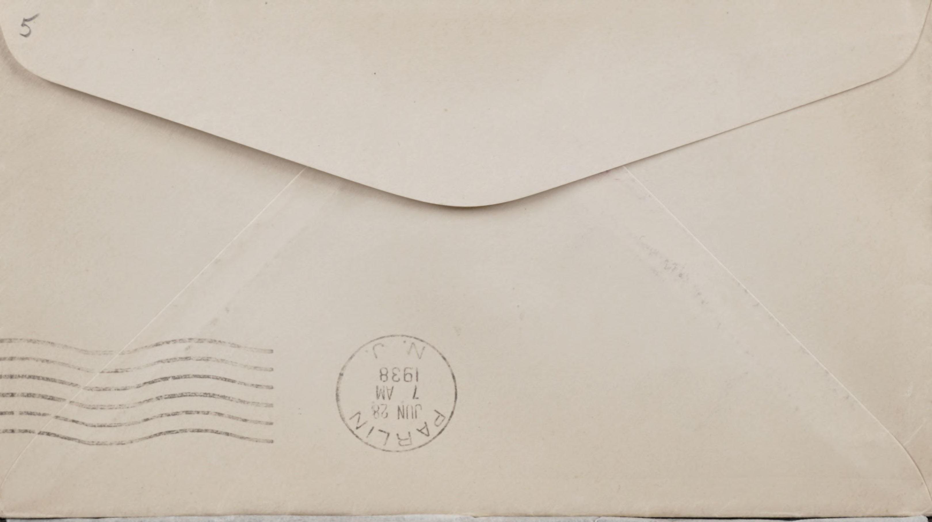 Envelope: Delaware Tercentenary Celebration First Day Cover