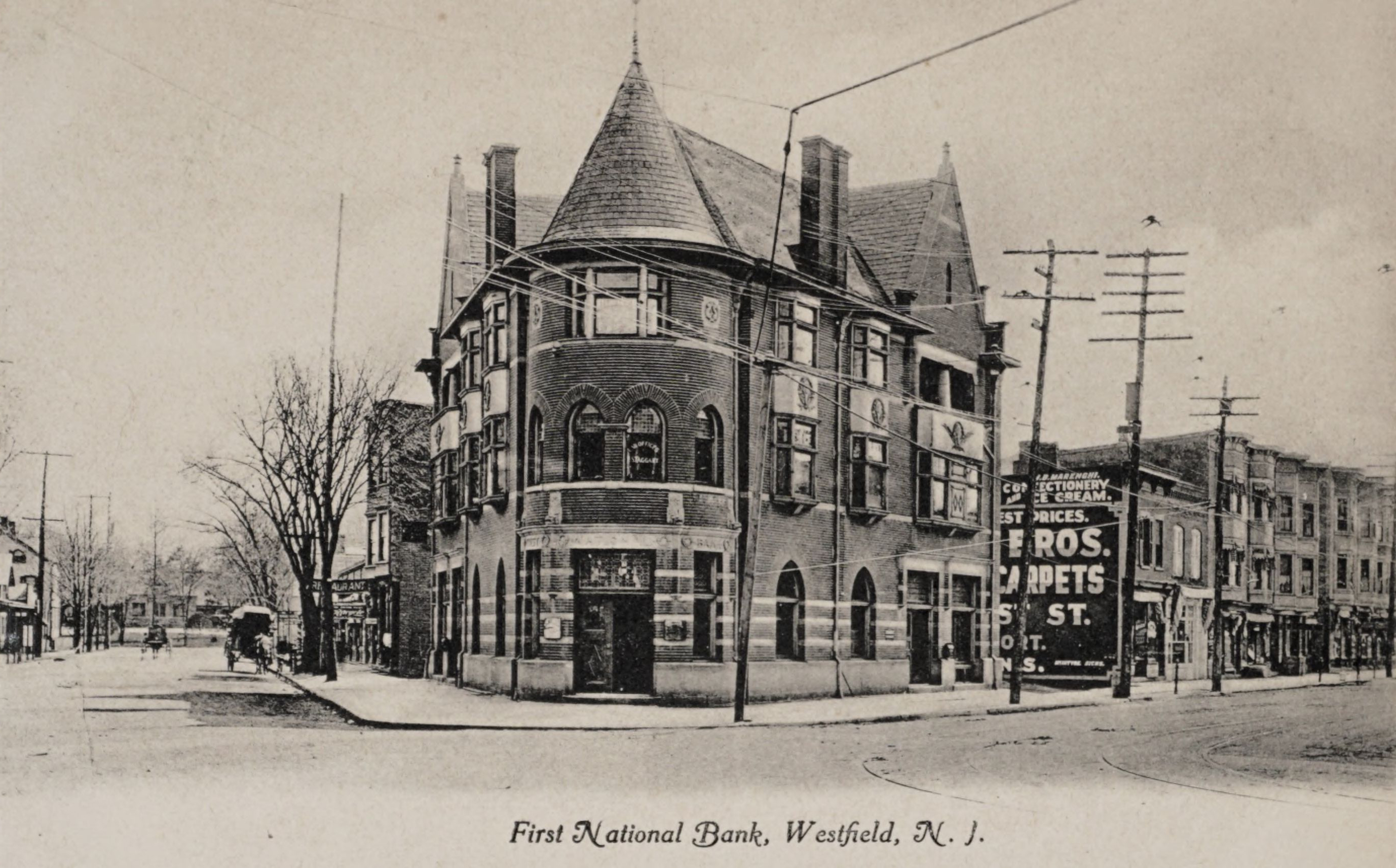 First National Bank, Westfield, N.J.