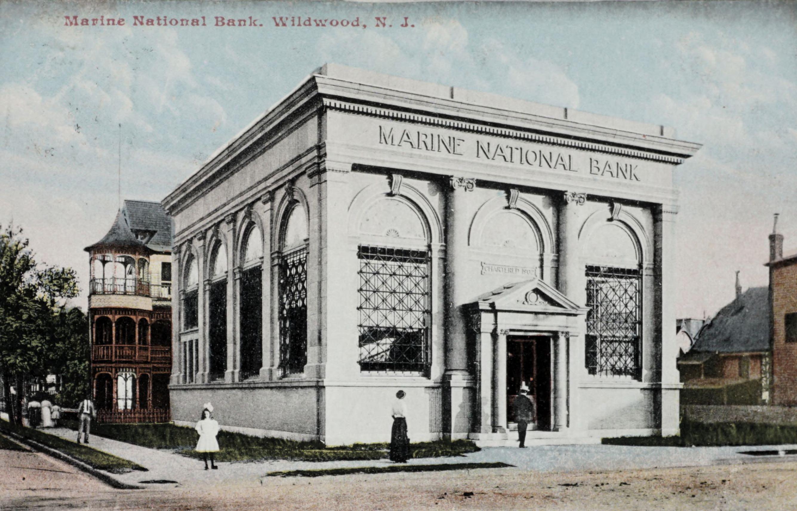Marine National Bank, Wildwood, N.J.