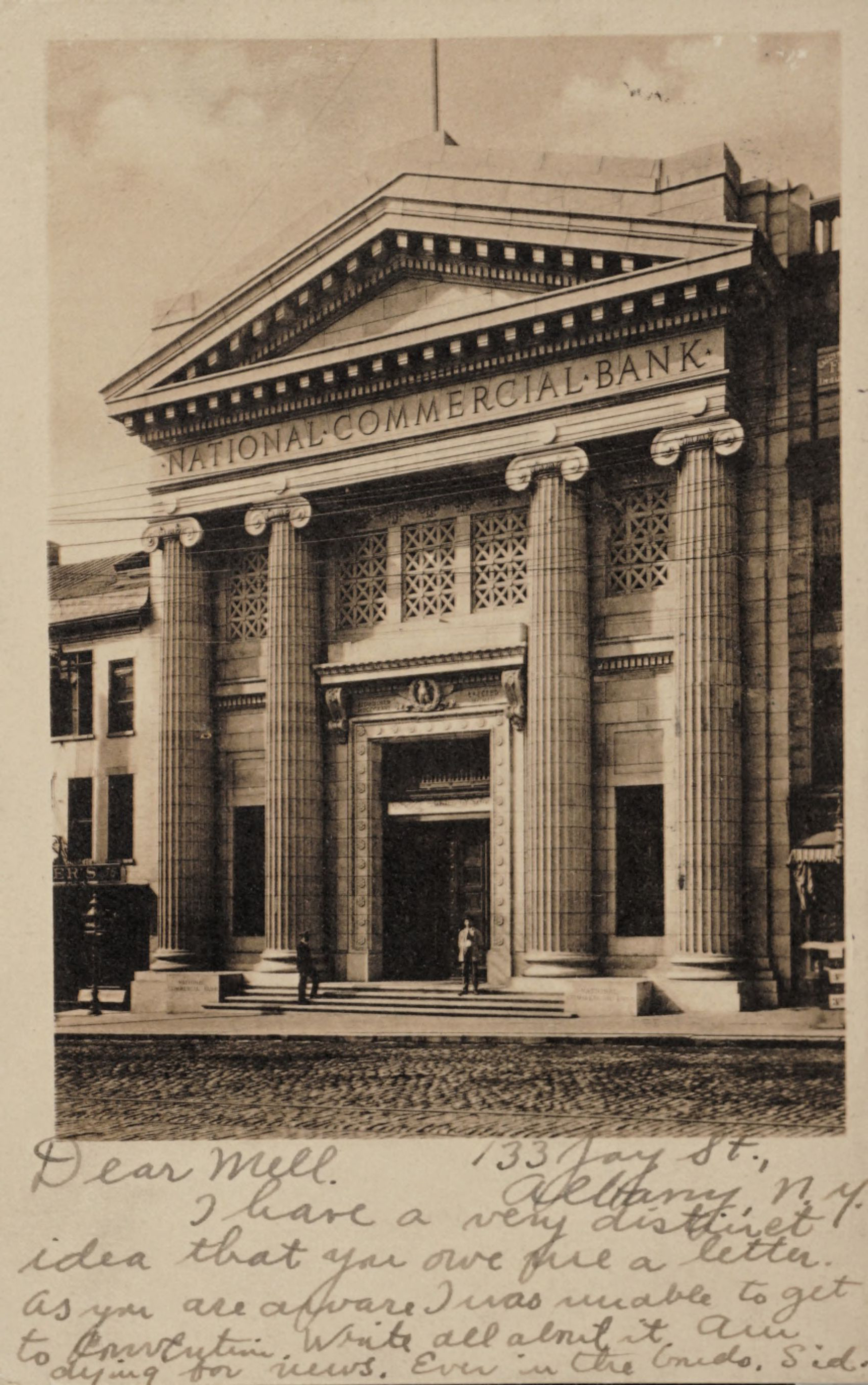 National Commercial Bank, Albany, N.Y.