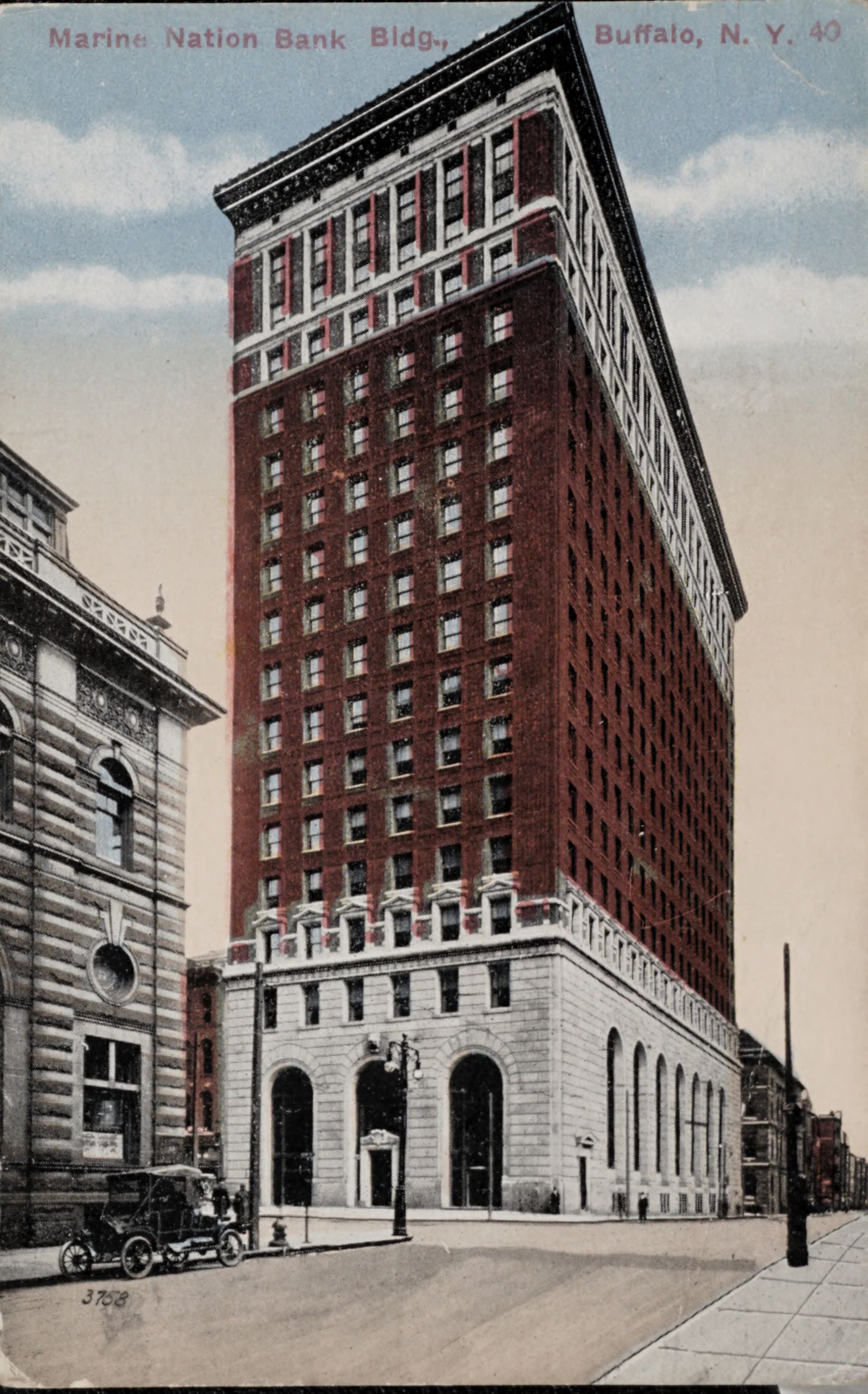 Marine Nation Bank Bldg., Buffalo, N.Y. 40