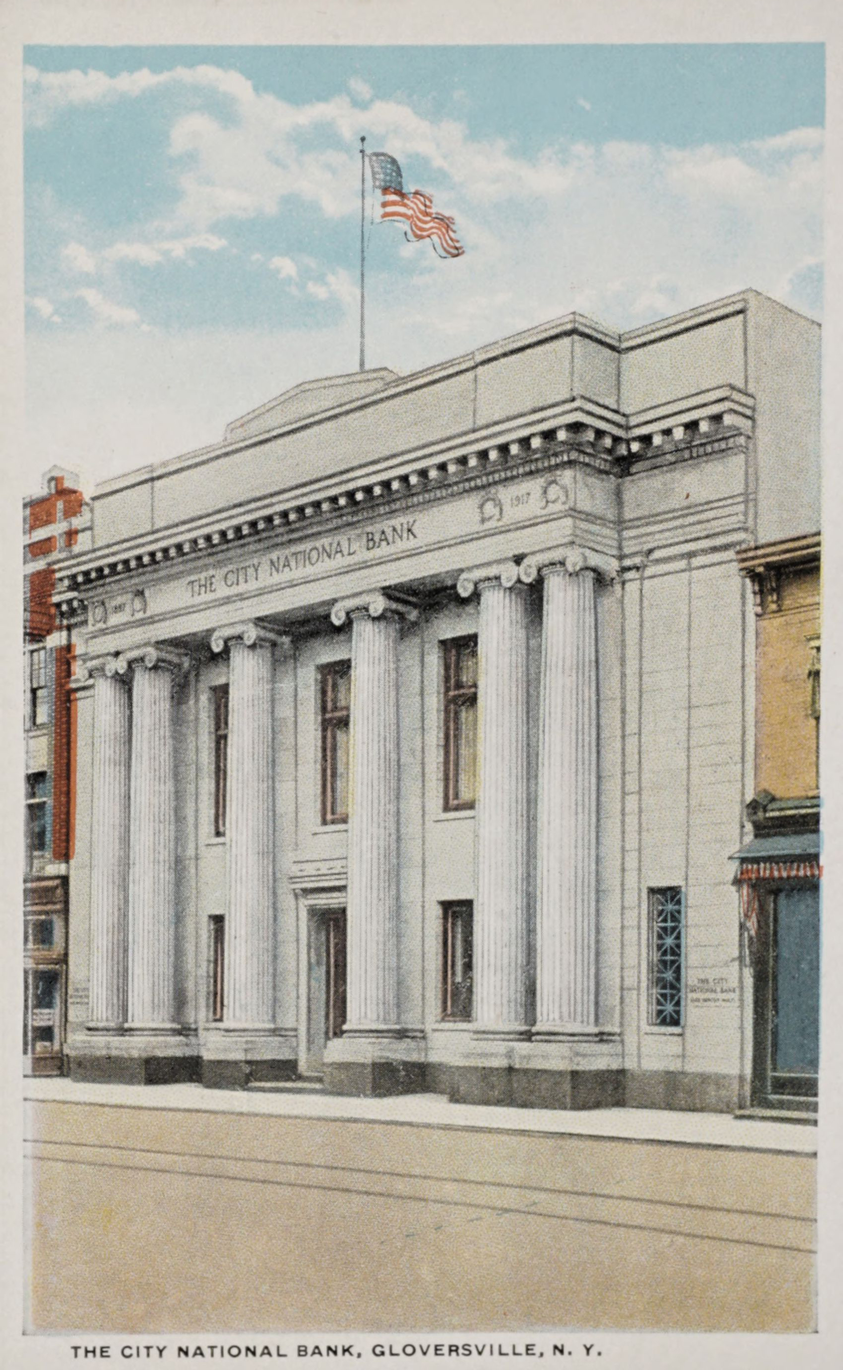 The City National Bank, Gloversville, N.Y.