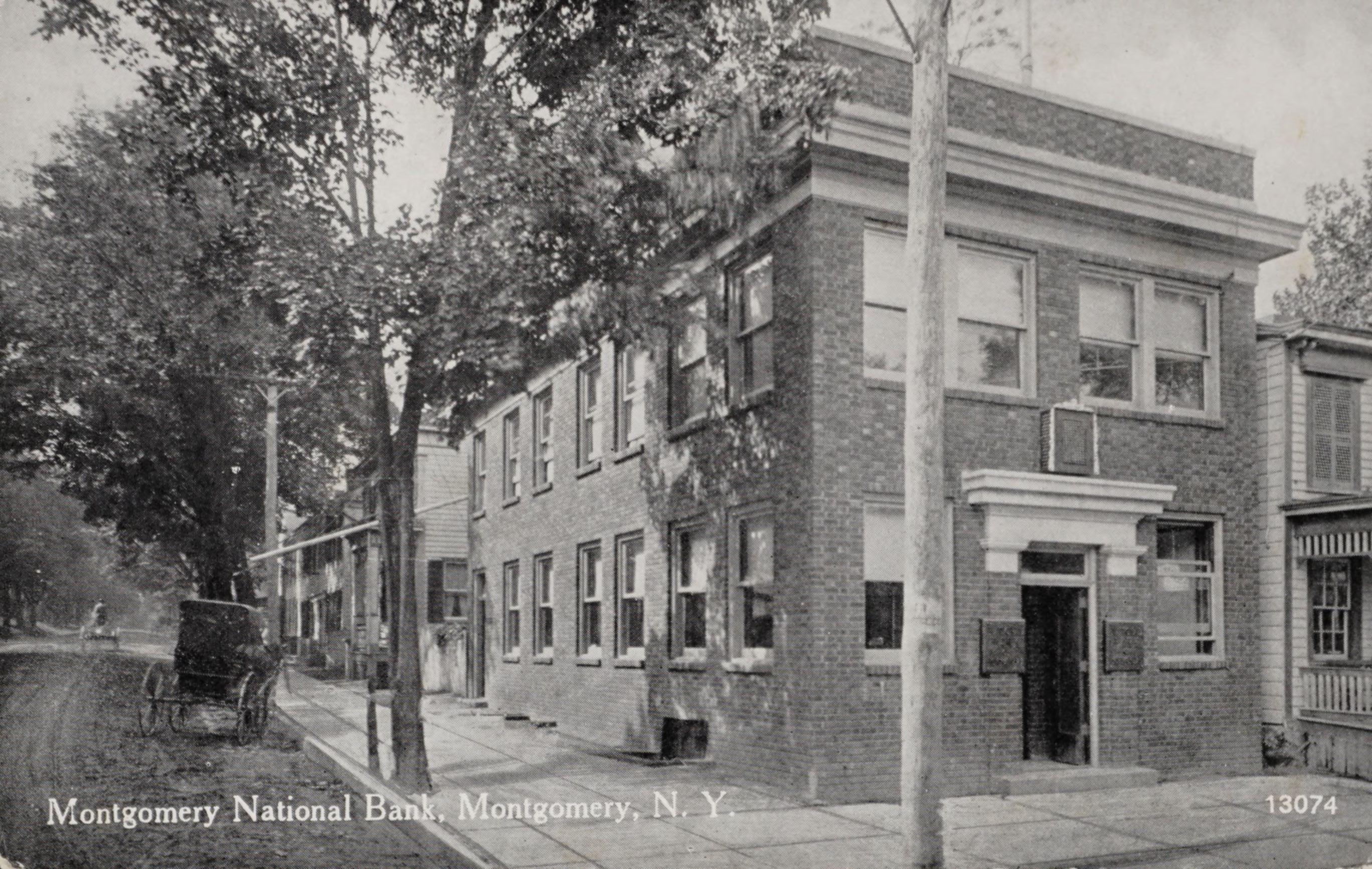 Montgomery National Bank, Montgomery, N.Y.