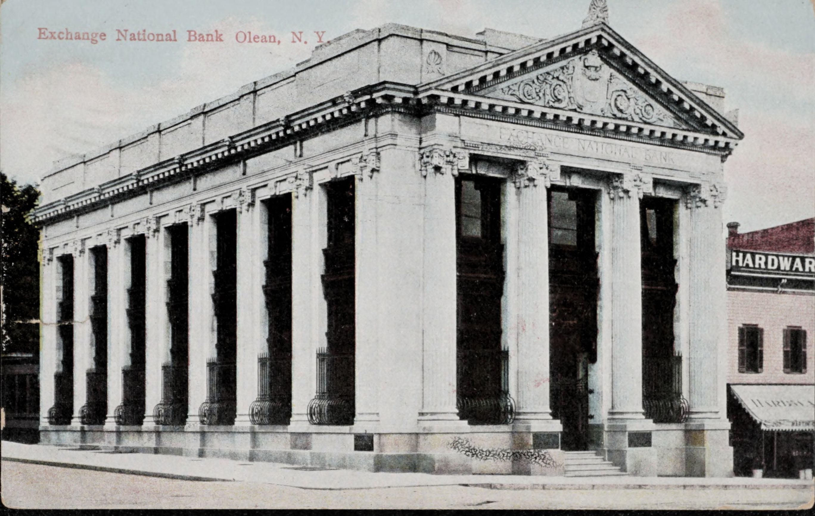 Exchange National Bank Olean, N.Y.