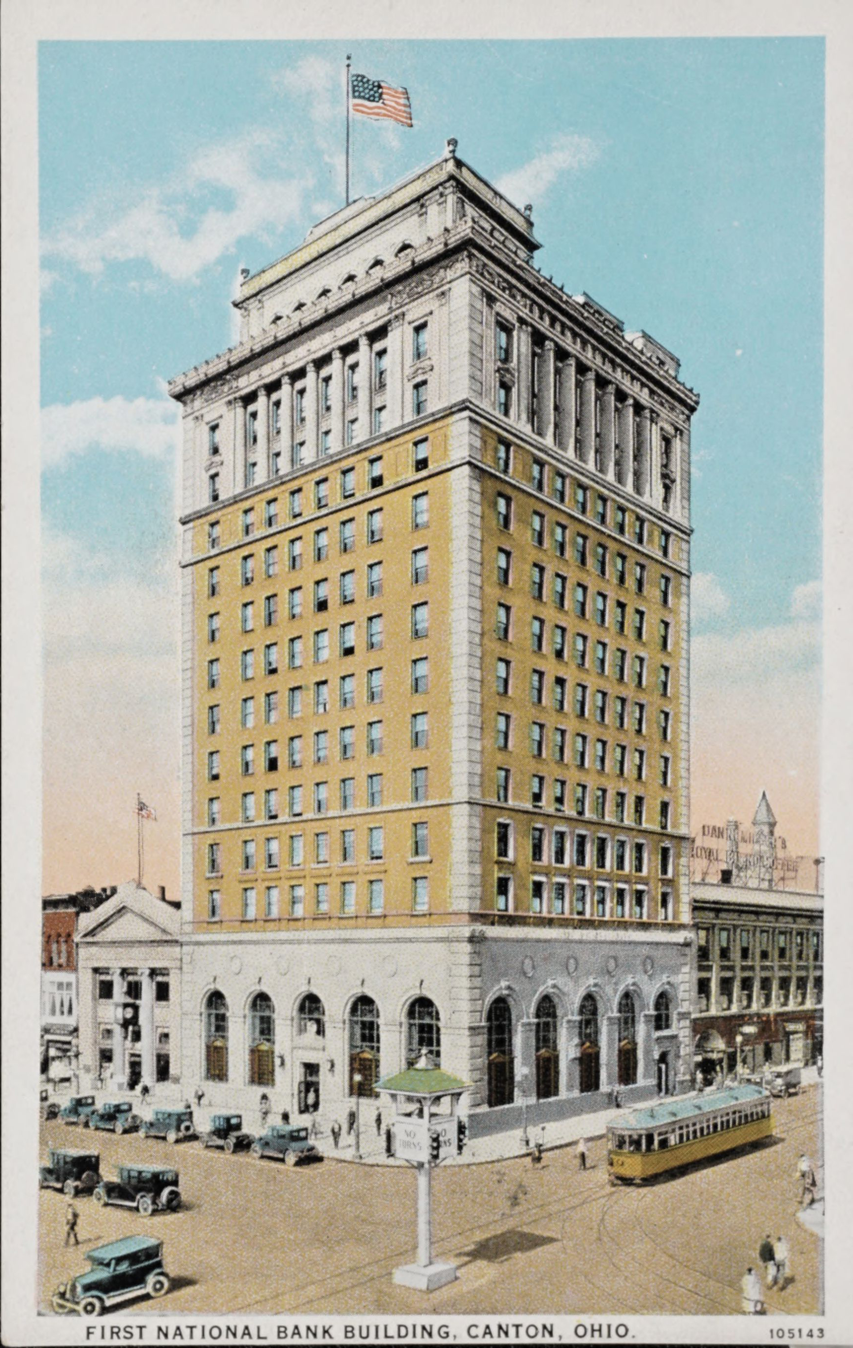 First National Bank Building, Canton, Ohio