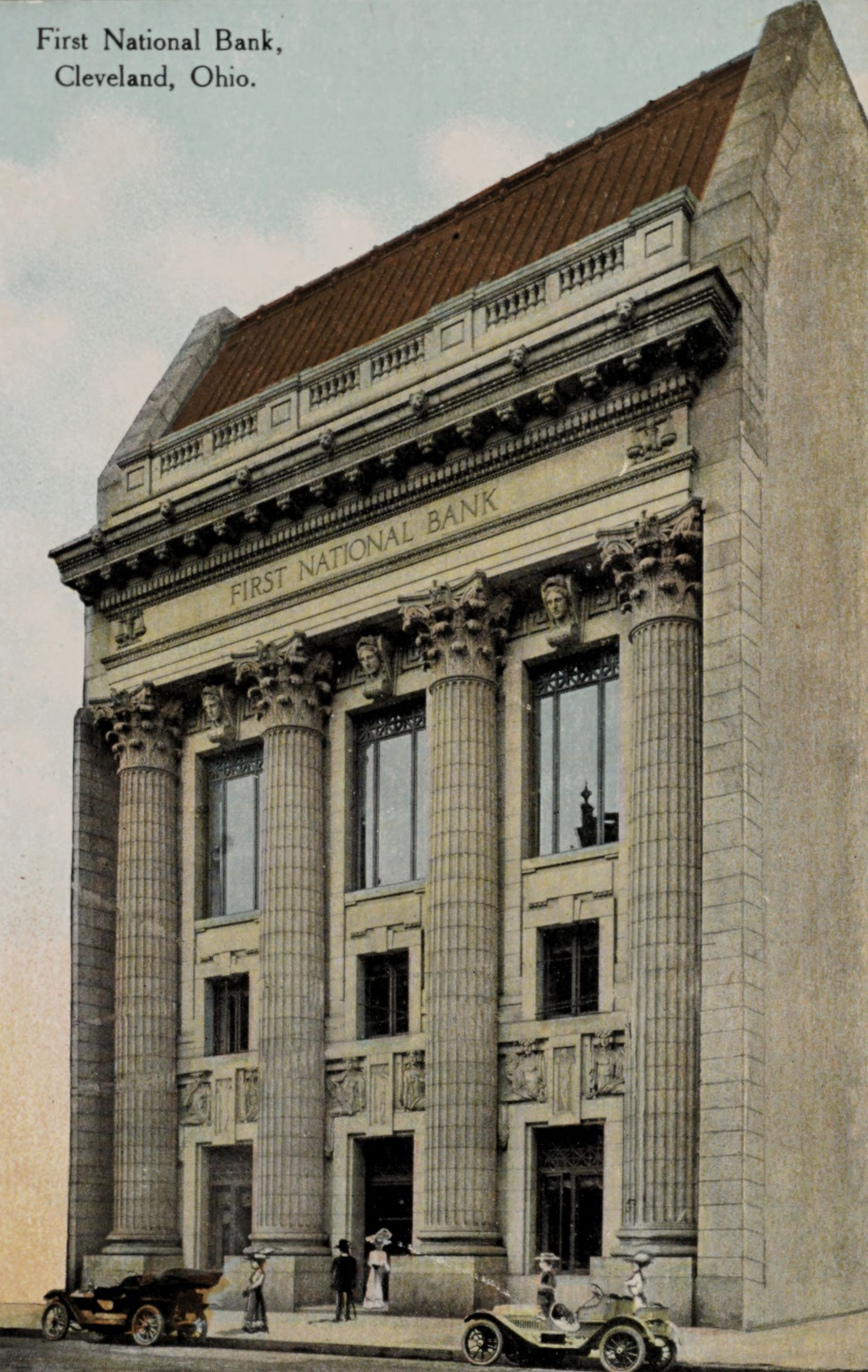 First National Bank, Cleveland, Ohio