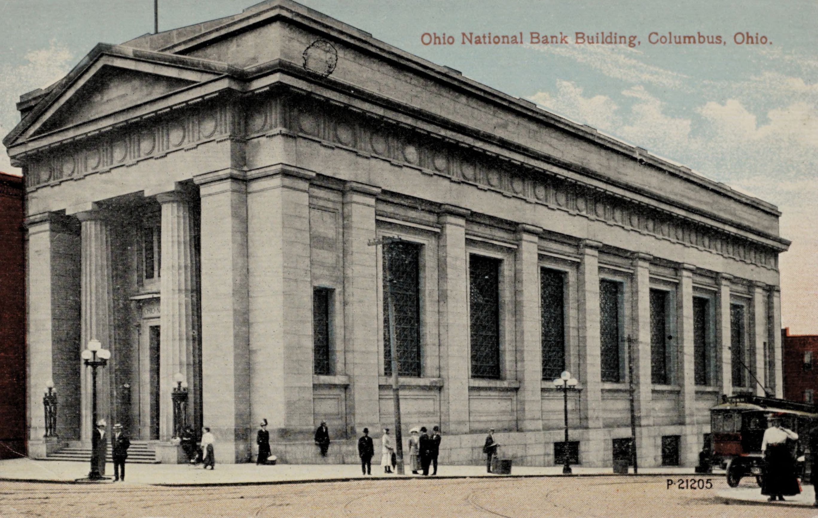 Ohio National Bank Building, Columbus, Ohio