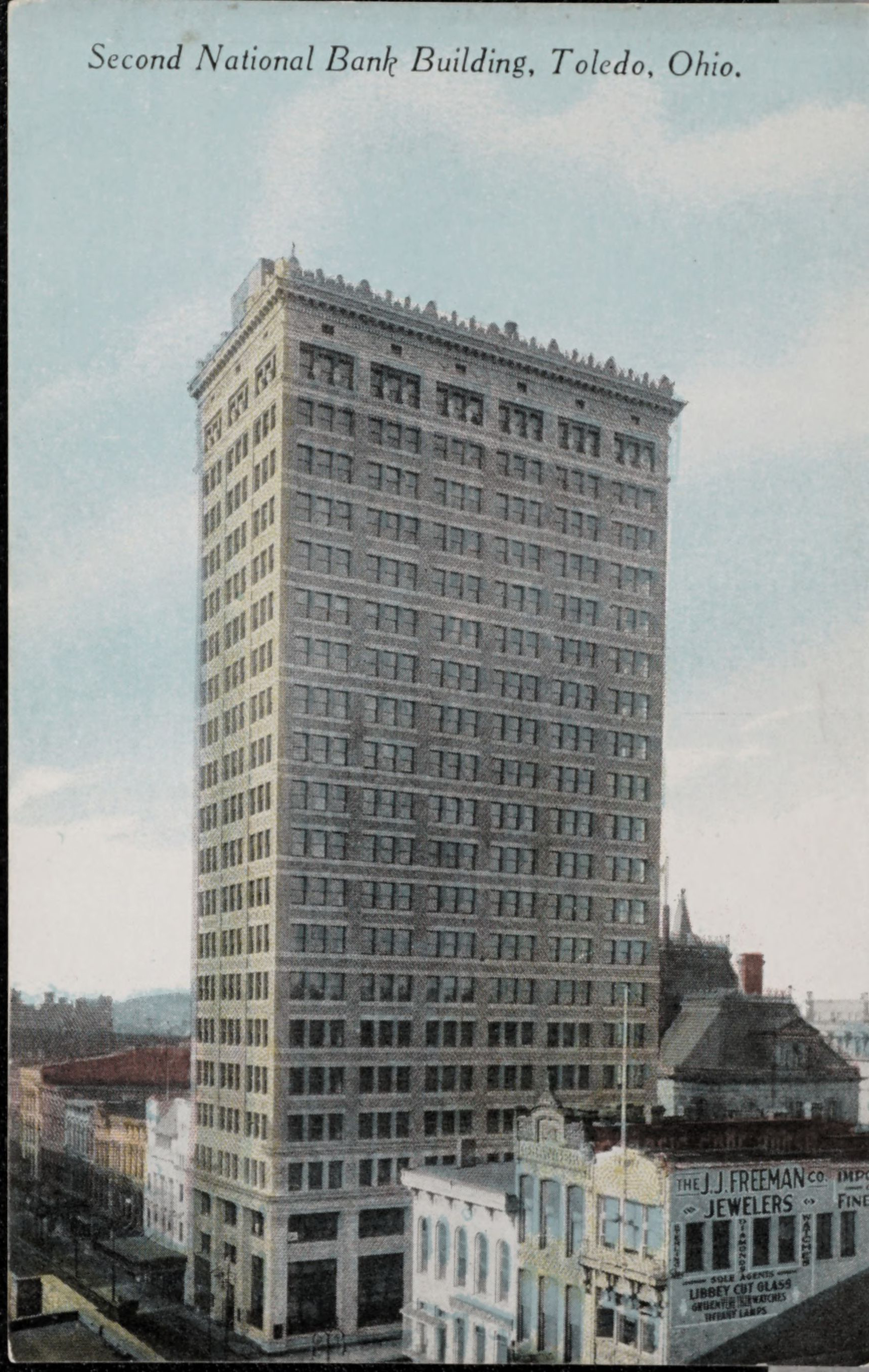 Second National Bank Building, Toledo, Ohio