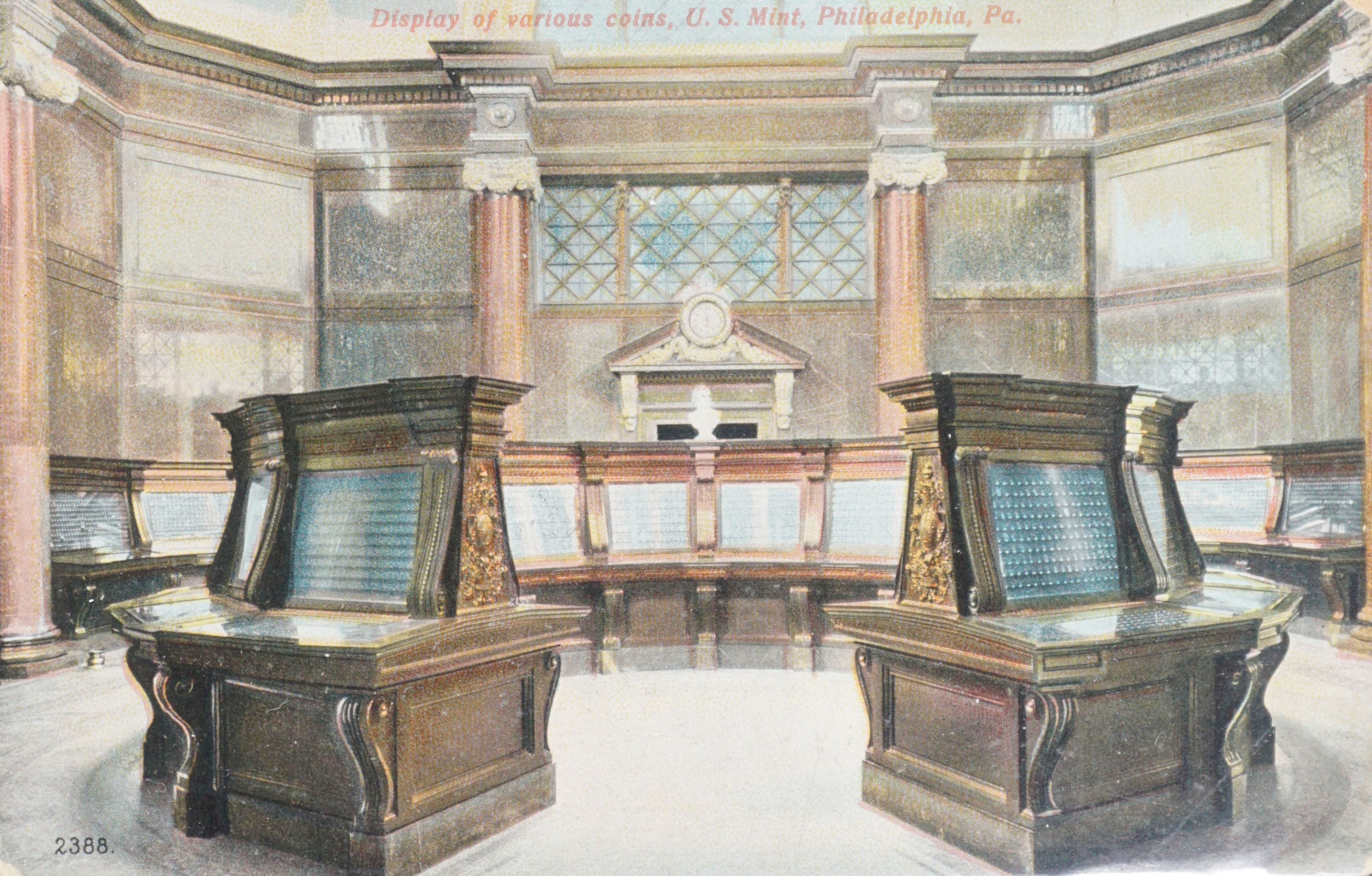 Mint Cabinet