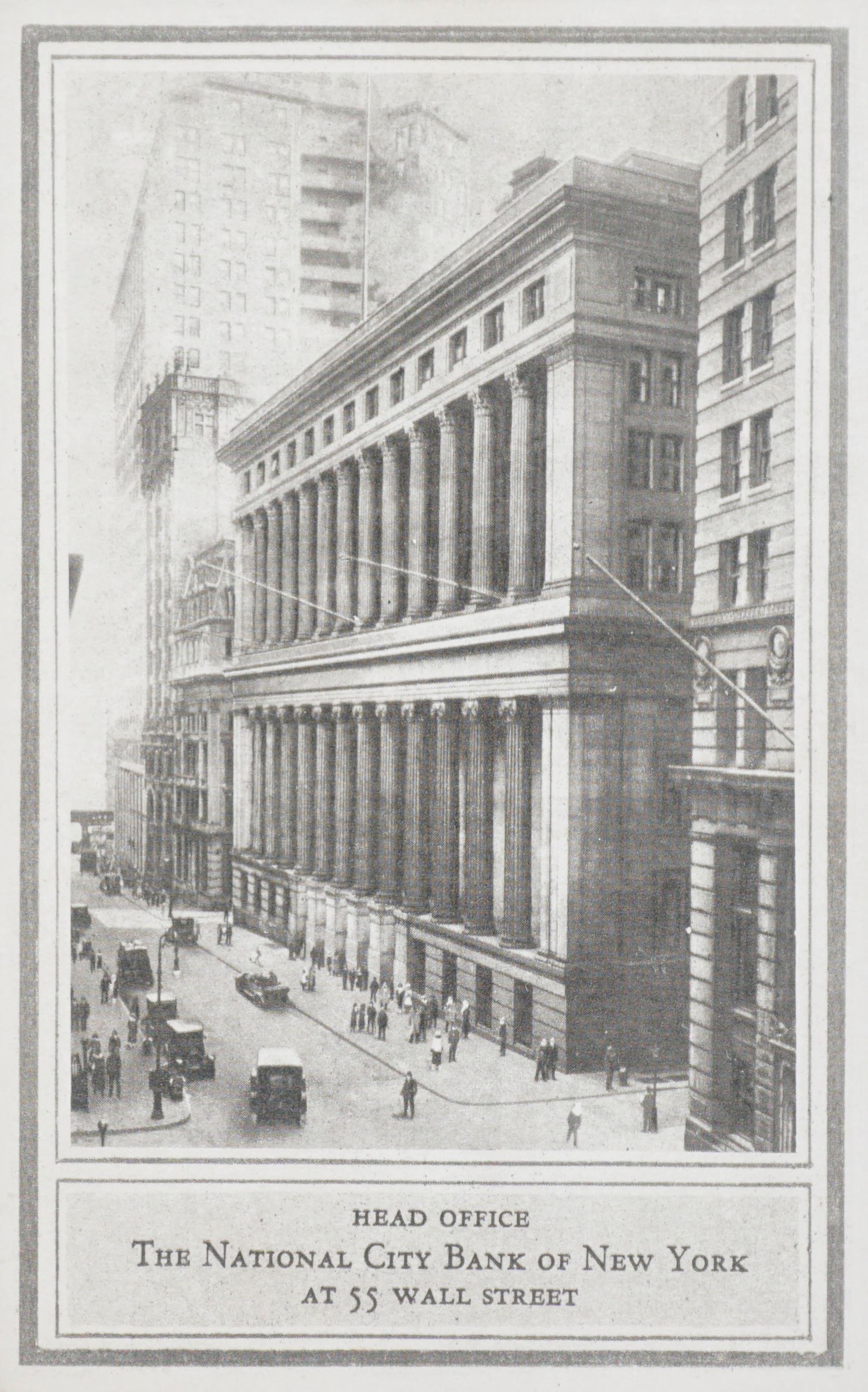 National City Bank, NY