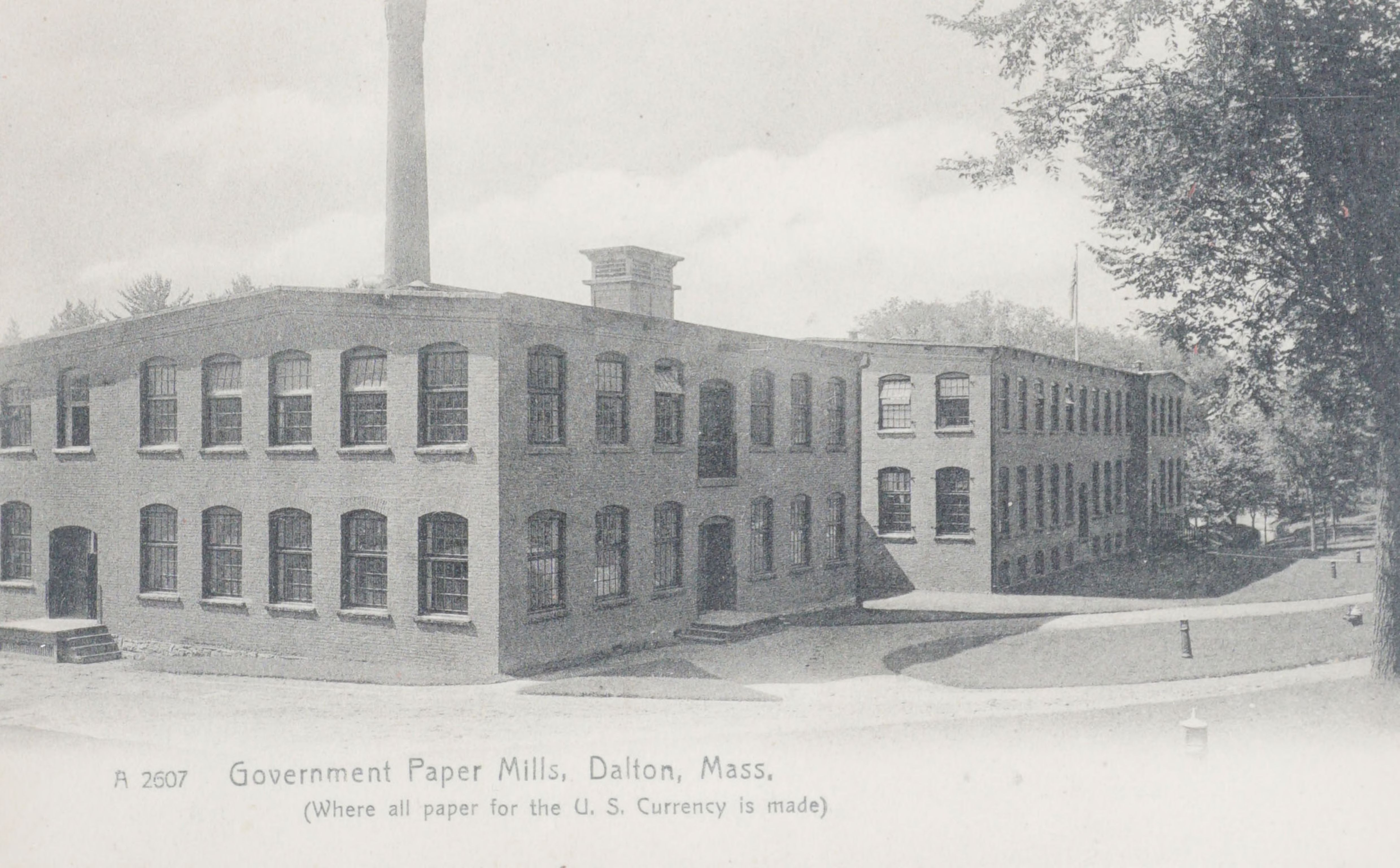 Government Paper Mills
