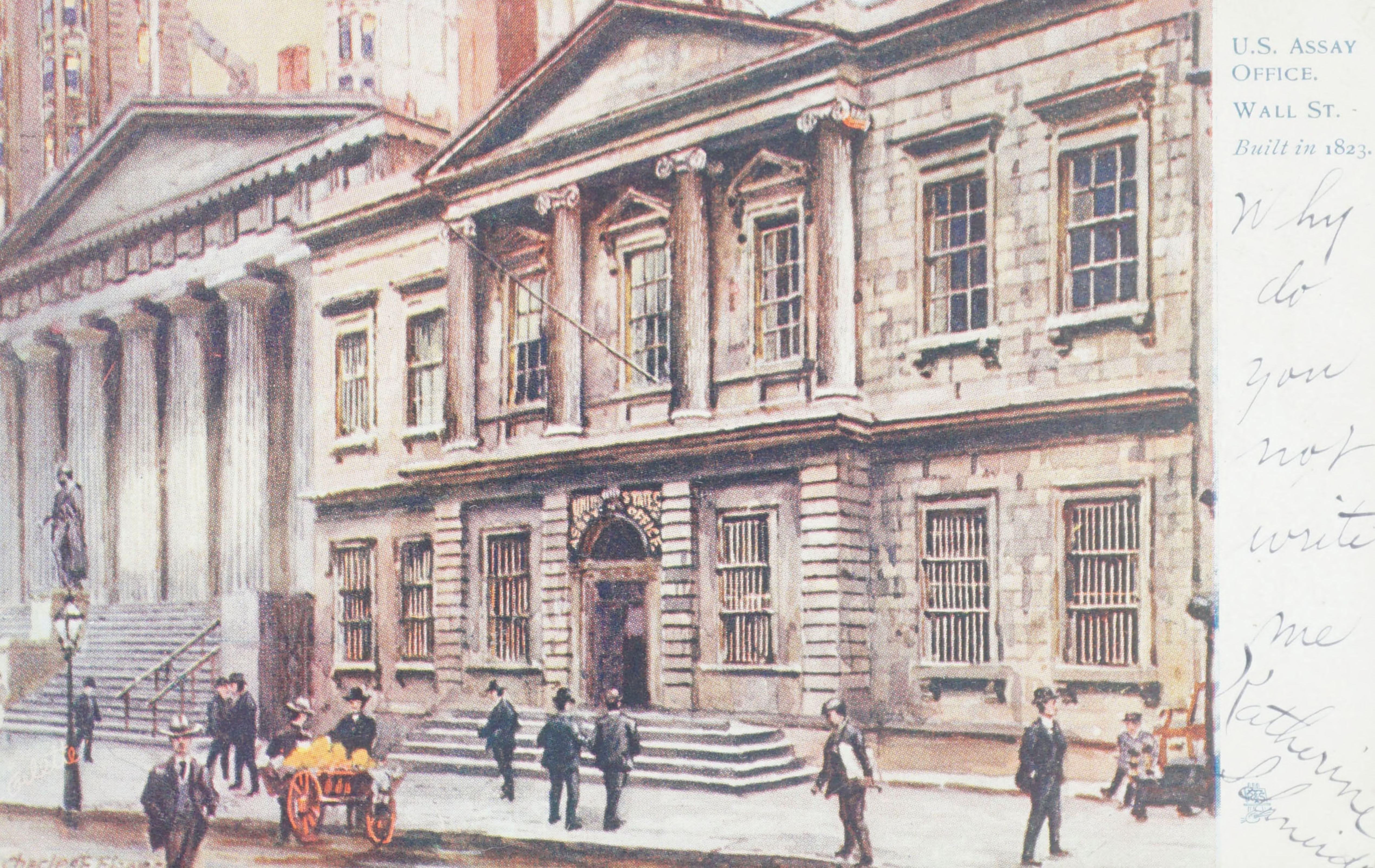 New York Assasy Office
