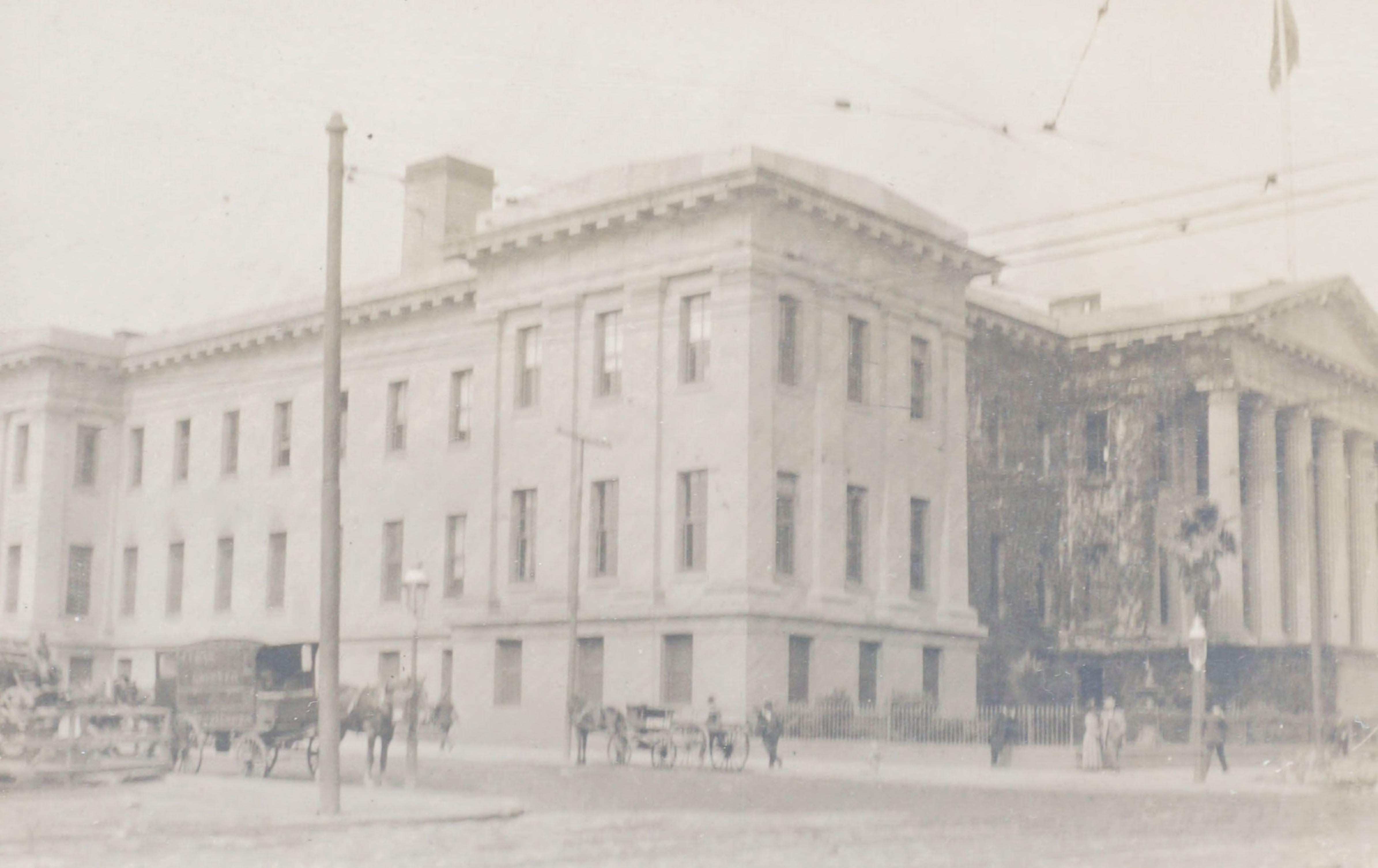 First U.S. Mint
